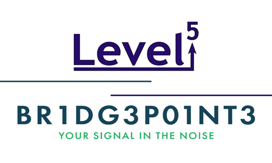 Level 5 Technology Group has partnered with Bridgepointe Technologies to provide superior IT solutions.